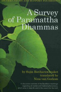 A Survey of Paramattha Dhammas
